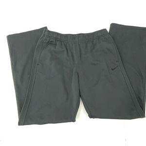 Nike Dir-Fit Therma-Fit Gray Pull On Sweat Pants L